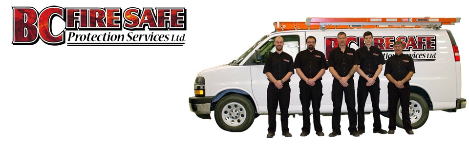 BC Fire Safe Protection Services